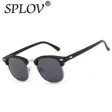 Half Metal High Quality Sunglasses RI01