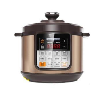電気圧力鍋圧力鍋の二重胆嚢 6L 米電気炊飯器