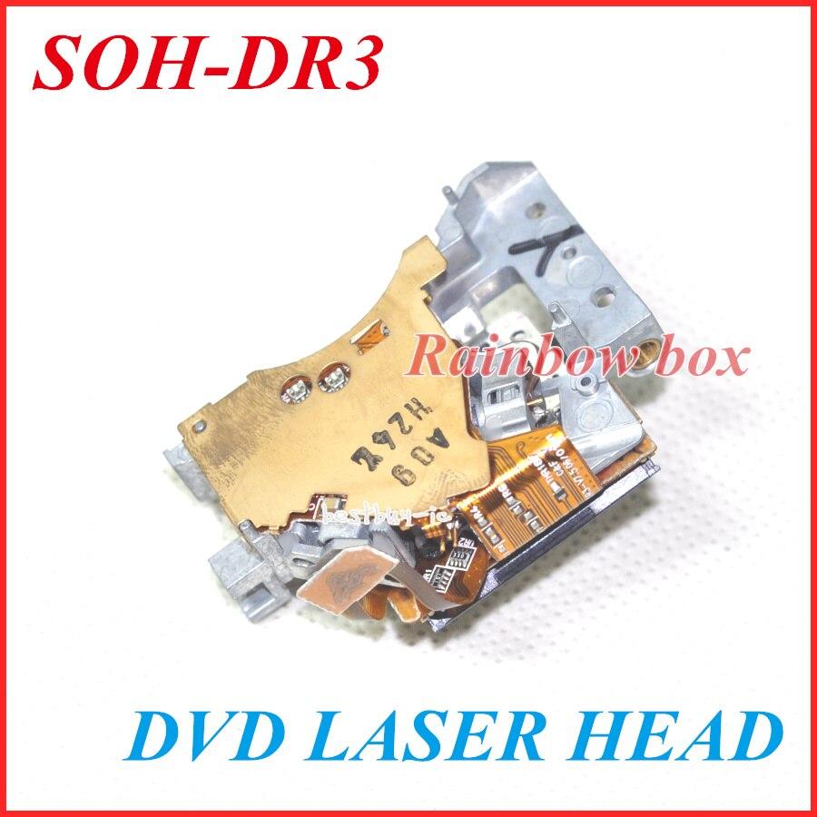 Image 5 - SOH DR3 Laser Lens Lasereinheit SOHDR3 Optical Pickup Bloc Optique For Samsung DVD   SOH DR3optiquedvd  -