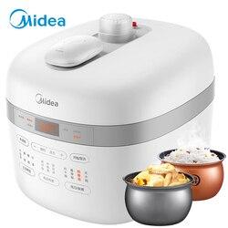Midea inteligentny ciśnienia urządzenie do gotowania kuchenka elektryczna ciśnienia miękkie kuchenka do gotowania ryżu rozrządu zupy powolne multicooker