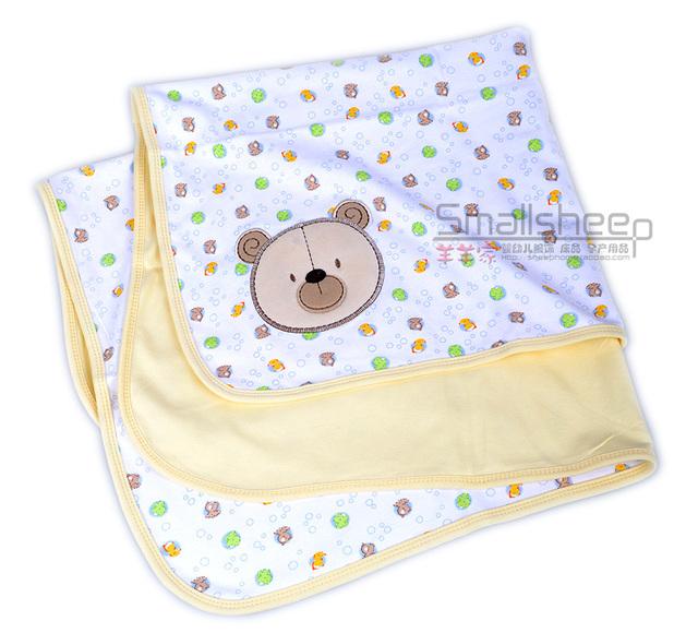 Entrega gratuita bebê recém-nascido infantil com primavera e verão cobertores de algodão de malha de algodão colcha toalha lenço 100% algodão