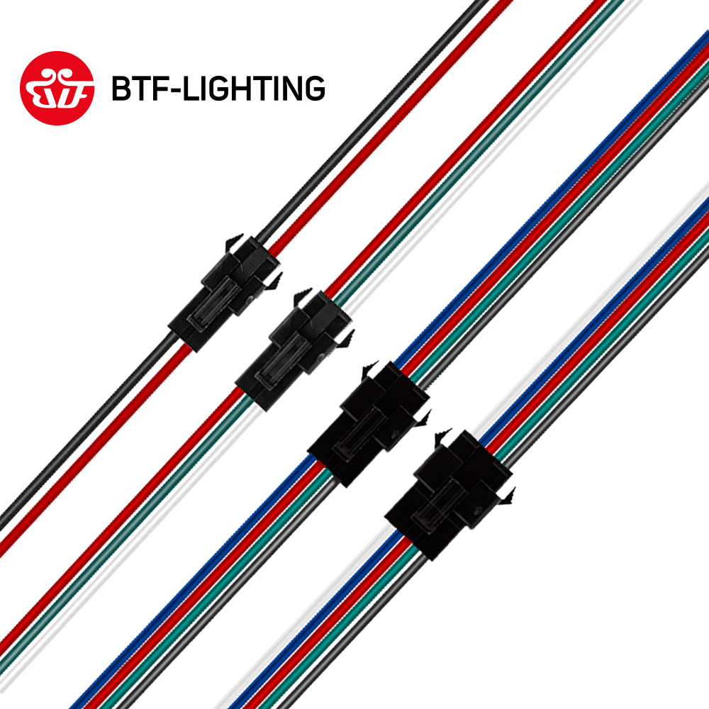 10-100-pairs-2pin-3pin-4pin-5pin-sm-jst-connector-male-and-female-for-5050-3528-ws2812b-ws2811-led-strip