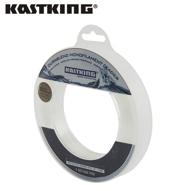 KastKing DuraBlend White Nylon Fishing Line 110M