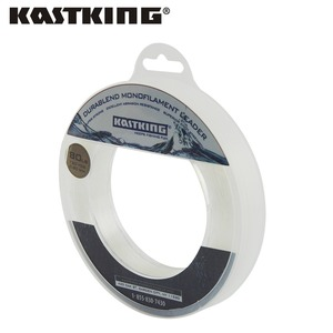 KastKing DuraBlend White Monofilament Wire Super Strong Nylon Fishing Line 20LB-200LB with Low Stretch and Memory 110M/120Yds
