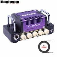 Hotone Purple Wind 5W Class AB Guitar Amplifier Head High Quality Sound Tone