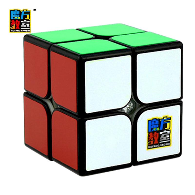 Moyu Mofangjiaoshi Mf2c 2x2x2 Magic Cubes Professional Competition Speed Cube Educational Toys For Championship 2x2 Magico Cubo