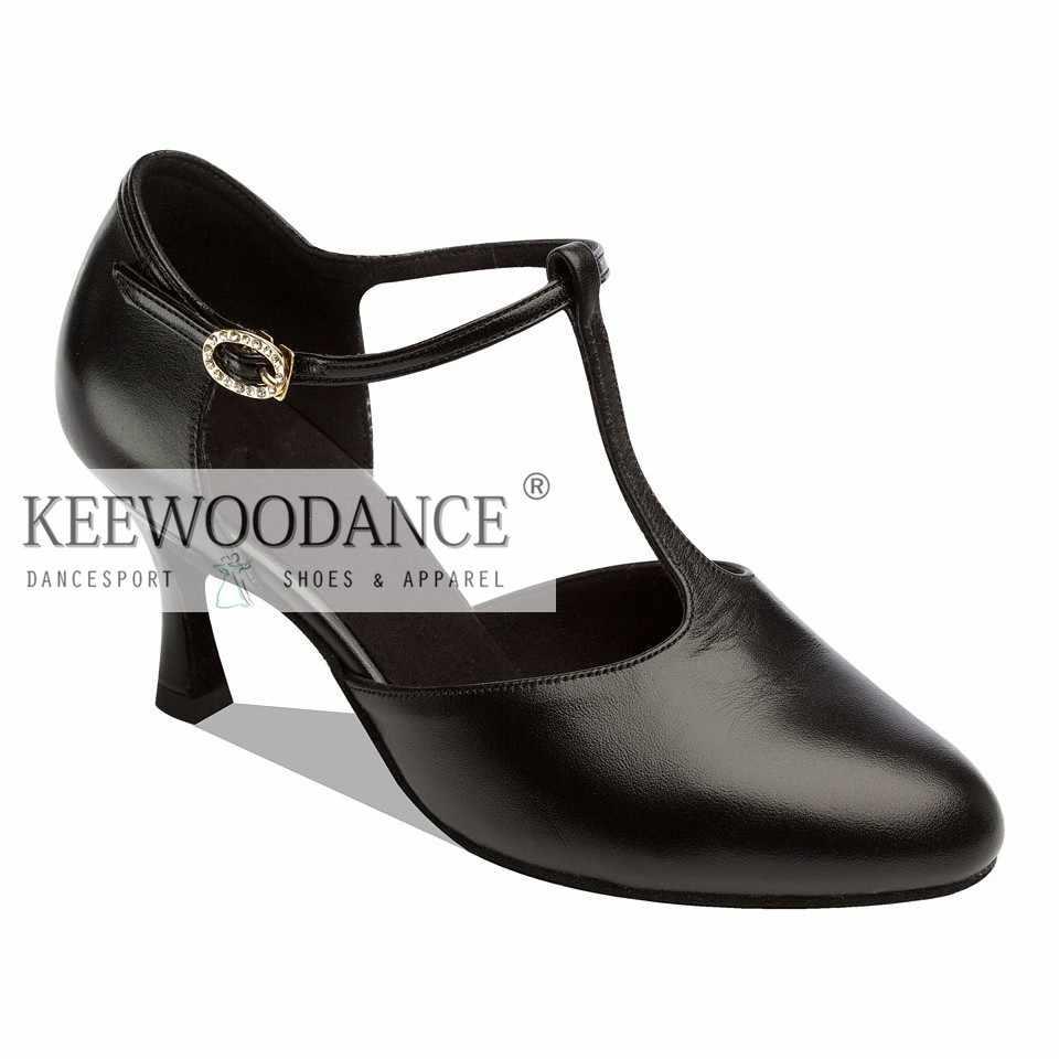 KEEWOODANCE NEW Ladies shoes Multicolors de salão Latina sapatos de dança tango sapatos de festa sapatos de casamento