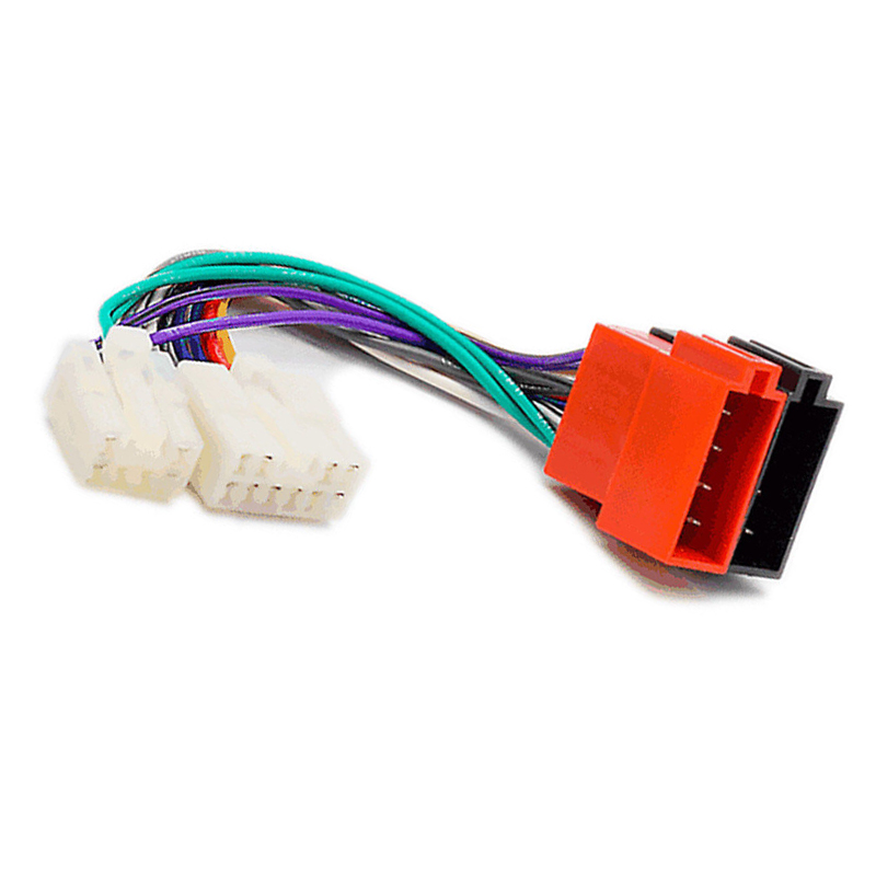 US $7.51 6% OFF|Hsamzeo F Reverse ISO Wiring Harness adaptor cable on chevy cobalt wiring harness, mazda rx8 wiring harness, geo metro wiring harness, chevy aveo wiring harness, hummer h2 wiring harness, 2007 toyota wiring harness, volvo s40 wiring harness, plymouth duster wiring harness, honda s2000 wiring harness, ford f100 wiring harness, chrysler engine wiring harness, dodge intrepid wiring harness, kia sportage wiring harness, toyota engine wiring harness, toyota corolla wiring harness, amc amx wiring harness, mazda rx7 wiring harness, pontiac grand am wiring harness, geo tracker wiring harness, hyundai veloster wiring harness,