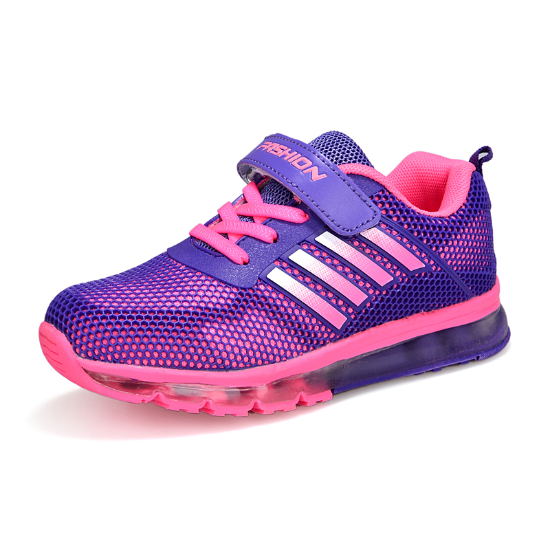 Children Running Shoes Breathable Air Mesh Causal Shoes For Girls Boys Light Sneakers for Children Non-slip kids shoes