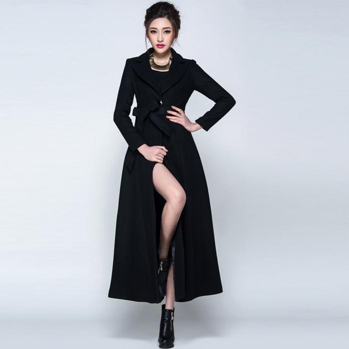 Popular Womens Black Winter Coats-Buy Cheap Womens Black Winter ...