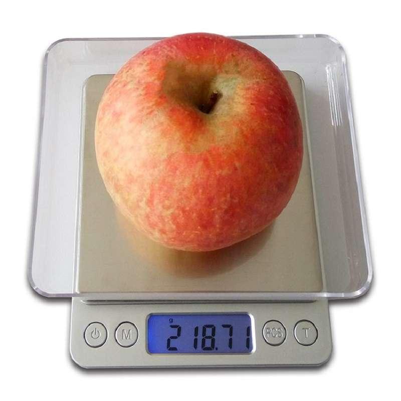 500g x 0.01g portátil mini eletrônico alimentos