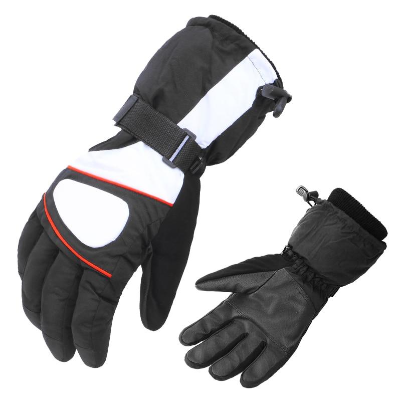 šaltos patvarios, neperšlampamos audinio slidinėjimo pirštinės, - Įrankių komplektai - Nuotrauka 5
