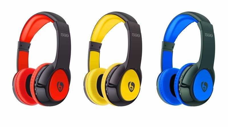 Original S99 Bluetooth Headphones Wireless Headset Handsfree Foldable Earphone with Mic for iPhone 7/7 Plus Android phone PC bh790 stereo v4 1 bluetooth wireless headphones car driver handsfree with mic earphone business headset for iphone android sp029