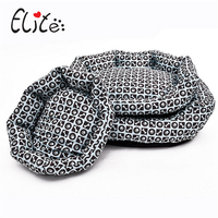 Dog House Fashion Puppy Beds High Quality Pets Beds Hot Sales Cats Dogs Beds Comfortable Beds Soft Kennel Warm Winter for Dog