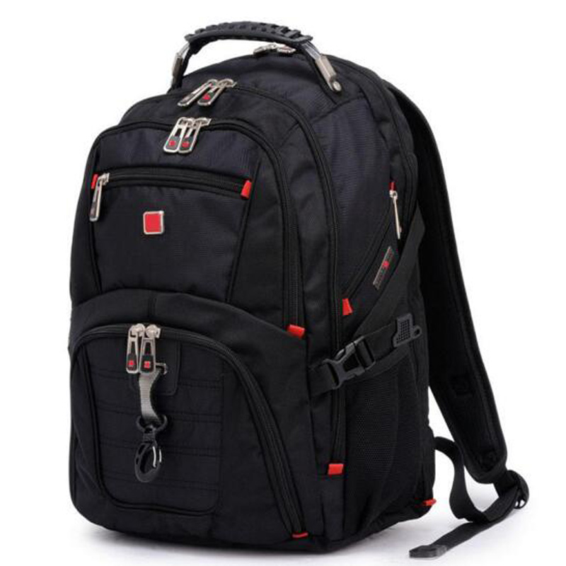 School Bags Man Backpacks USB Interface Oxford Backpack Large Capacity Laptop Bag Women Backpacks Mochila