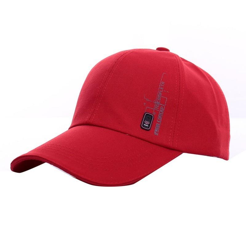 Nuevo Hip Hop Snapback hueso algodón gorras de béisbol Snapback - Accesorios para la ropa
