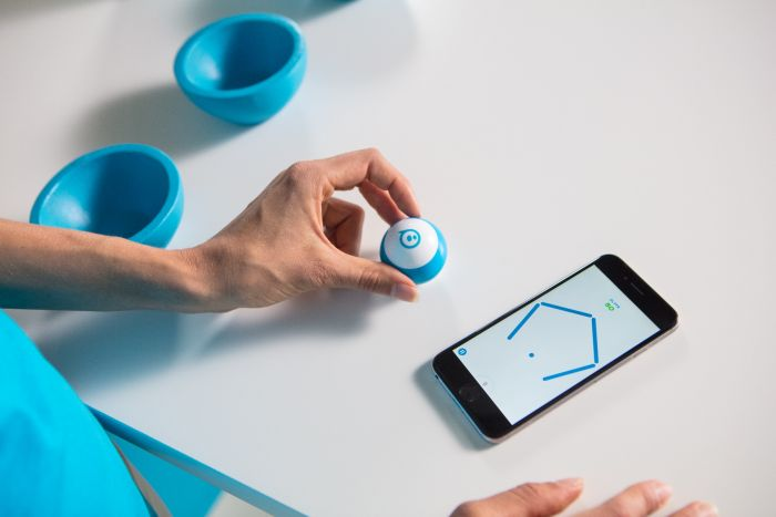 Sphero Mini Smart ball robotic ball Drive juegos aprender a codificar y más - 4