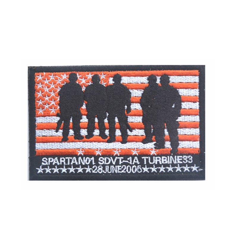 Operation Red Wings Lone Survivor Embroidery Chapter Cloth Patch Badges Fabric Armband stickers Military