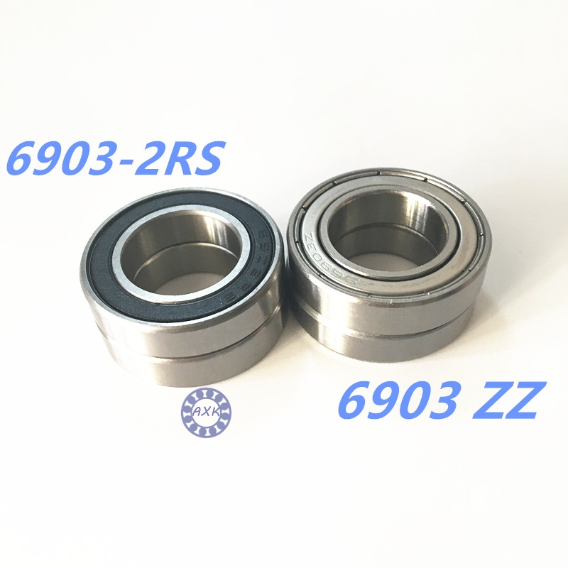 Free shipping 6903 ZZ 17x30x7MM  Metric Thin Section Bearings 61903Z 6903ZZ 17*30*7mm for bicycle part  6903ZZ 6903-2RS 61903 6903zz bearing abec 1 10pcs 17x30x7 mm thin section 6903 zz ball bearings 6903z 61903 z
