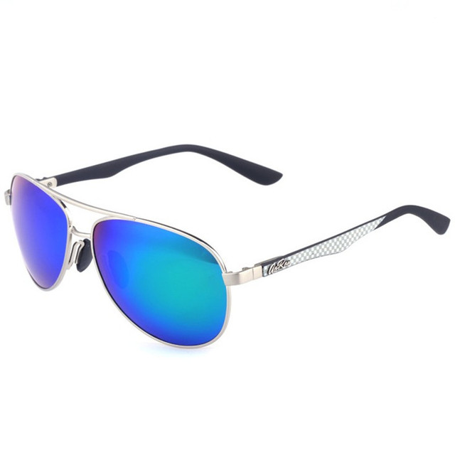 Men TAC polarized sunglasses lunette de soleil fashion Reflector folding alloy sun glasses driving holiday beach eyewear