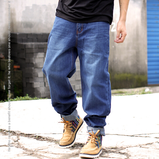 Popular Mens Baggy Jeans-Buy Cheap Mens Baggy Jeans lots from ...