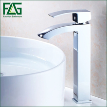 New Waterfall Faucet Single Hole Water Tap Bathroom Tap banheiro torneiras Brass Chrome Bathroom Faucet стоимость
