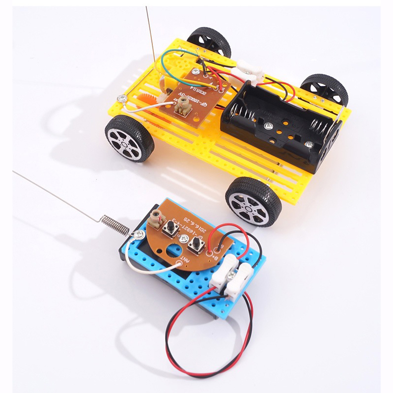 DIY STEM Toys for Children Physical Scientific Experiment Creativity Learning Educational Toy Remote control car Birthday GiftDIY STEM Toys for Children Physical Scientific Experiment Creativity Learning Educational Toy Remote control car Birthday Gift