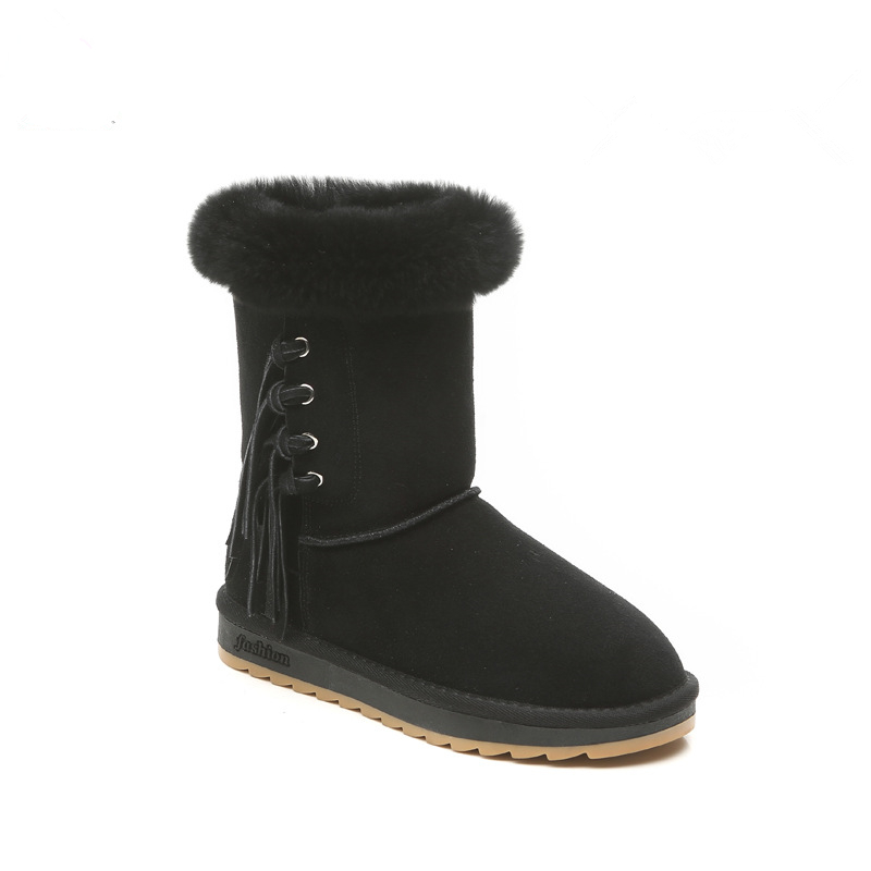 snow proof boots page 1 - leather