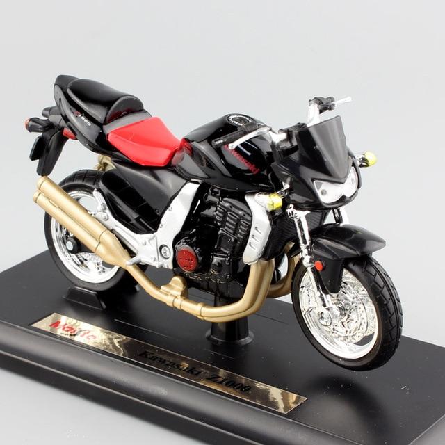 Aliexpress Com Buy 1 18 Scale Brand Small Kawasaki Z1000