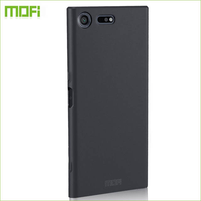 new style 71096 9f2c2 US $5.99 |For Sony Xperia XZ1 Compact Cover Case Original MOFI Hard Case  For Sony Xperia XZ1 Compact Case Hight Quality Phone Shell -in Fitted Cases  ...