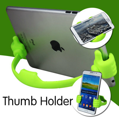 Thumbs Mobile Phone Stand Bracket Holder Mount Cell <font><b>Smartphone</b></font> <font><b>Accessory</b></font> Support Desk Desktop Table Stents For iPhone 6s Samsung