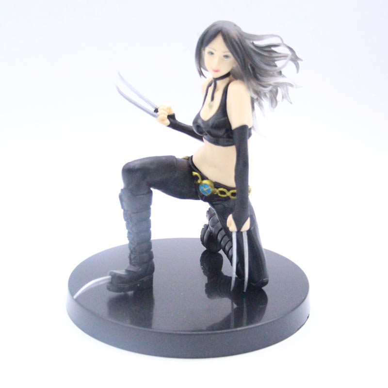 Bishoujo Statue X-23 Wolverine Female Version Laura Kinney Costume Action Figure Collectible Model Toys
