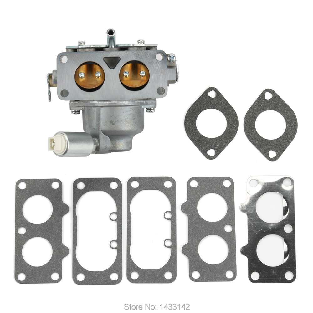 Carburetor Carb with Gasket For Briggs & Stratton 796258 Replaces # 796663 796259 796227