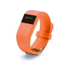 Smartband jrgk tw64s bluetooth 4.0 heart rate monitor фитнес-трекер браслет часы шагомер смарт браслет для ios android