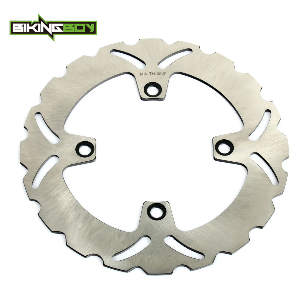 New Rear Brake Disc Rotor For CAGIVA ELEFANT 750 900 GRAN CANYON 900 1990-2004 03 02 01 00 99 98 97 96 95 94 93 92 91 rear brake disc rotor for kawasaki kle500 91 92 93 94 95 96 97 98 99 00 01 02 03 04 05 06 07 klr650 a c kl650 tengai