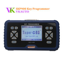 SuperOBD SKP900 V5.0 Hand-Held OBD2 Auto Key Programmer SKP 900 Support almost all cars in the world Up to 2013
