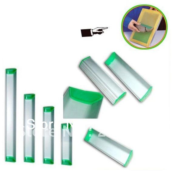 4 Pcs Alloy Aluminium Emulsion Scoop Coater  Fast Shipping Customization Accepted
