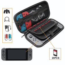 Durable Case Portable For NS Nintend Switch Accessories Hard Shell Console