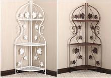 Storage rack,pastoral style shelf,metal shelves,flower racks,shoe racks,multifunctional storage rack,Home Furnishing decorative