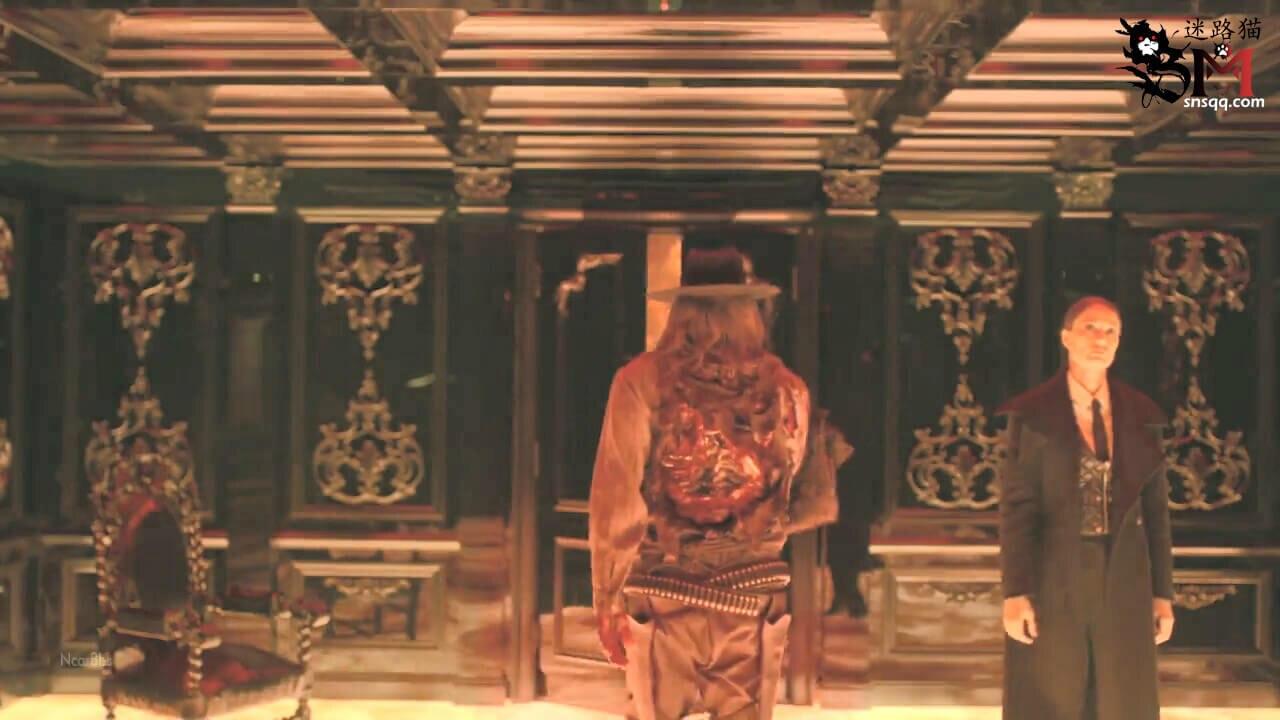 《传教士第三季》第四集中萌萌的撒旦和露骨的鞭刑:刑罚的BDSaMa应取其形式去其伤害