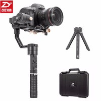 In Stock Zhiyun Crane Plus 3 Axis Handheld Gimbal Stabilizer Video DSLR Camera Steadicam For Sony