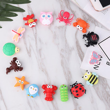 Cable bite Cute Animal cable protector for iphone