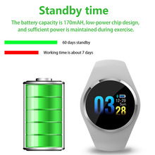 Fitness Smart Watch Heart Rate Monitor Blood Pressure Running Watch For Woman APP Support For Android IOS