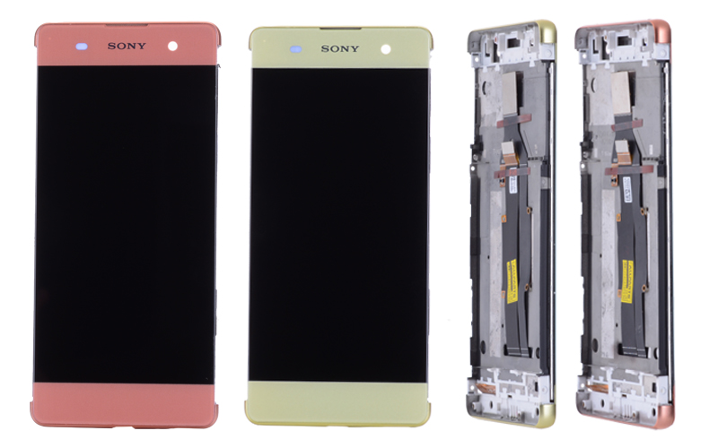 5.0'' ORIGINAL LCD For SONY Xperia XA Display Touch Screen With Frame F3111 F3112 F3116 LCD For SONY Xperia XA LCD Replacement (9)
