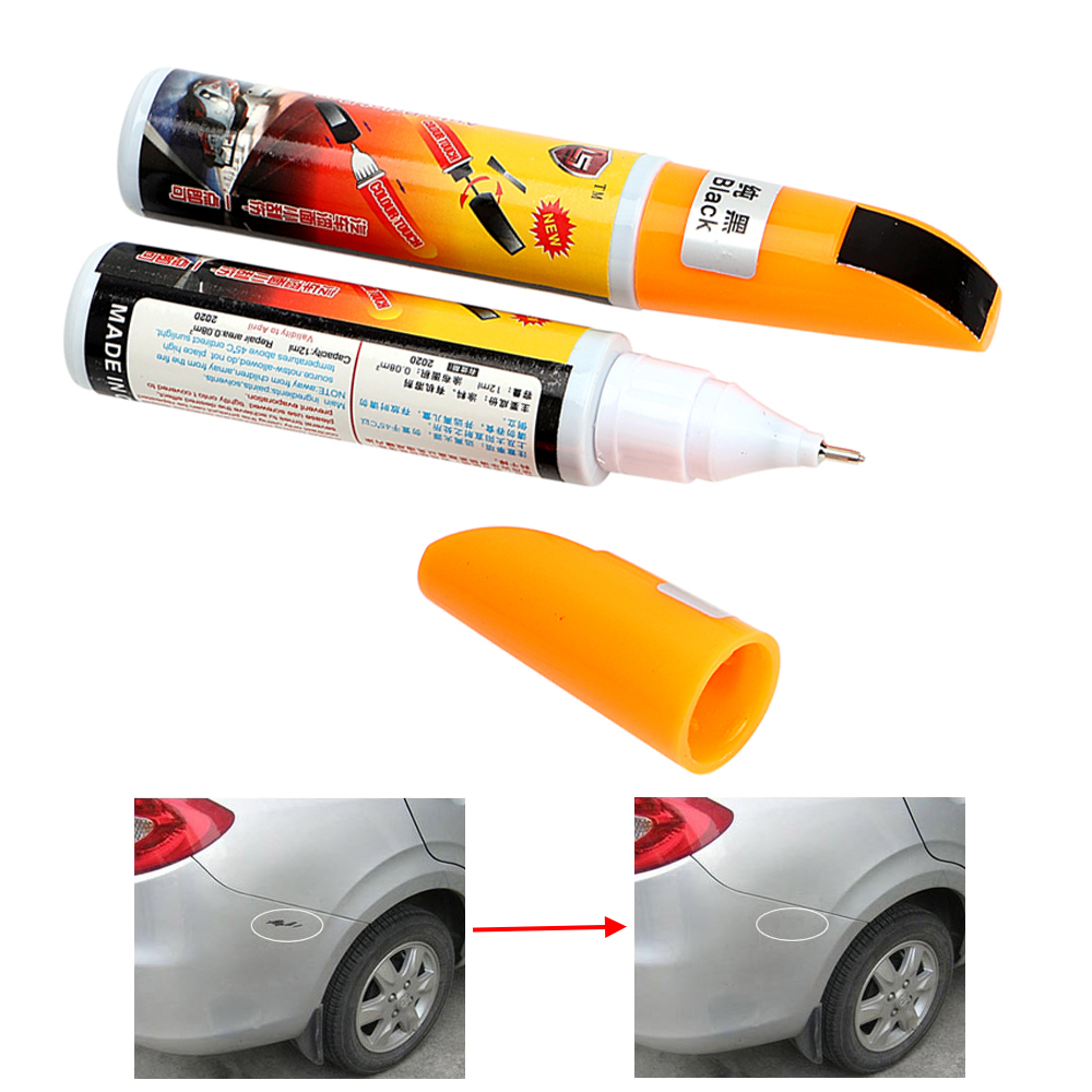 2pcs car styling car scratch repair auto paint pen fix it pro auto care magic