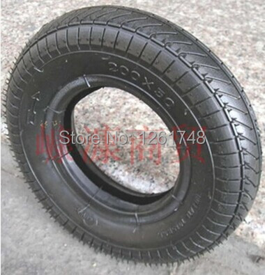 1PCS! Electric Car Accessories / 8 Inch Electric Scooter Tires 200 * 50 / Battery Car Tires (including Tubeless)