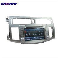 For Toyota Avalon XX30 2005 2012 Car Radio CD DVD Player GPS Nav Navi Navigation Android