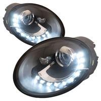 for VW Volkswagen Beetle Headlights 2006 2013