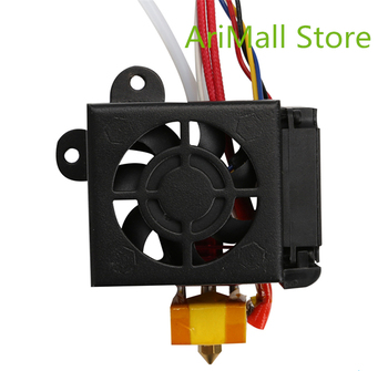 3D Printer Parts Full Assembled Extruder Kit With Fan Cover Hotend Kit for CR-10 Series/CR-7/CR-5/CR-8/CR-2020/CR-3040/CR-5060 фото