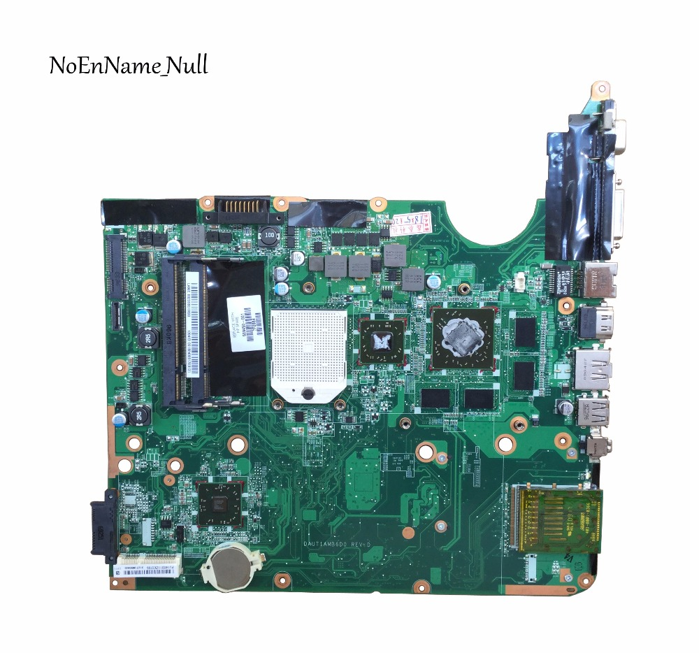 509450 001 Free Shipping For HP DV6 DV6 1000 Laptop Motherboard DAUT1AMB6E0 DAUT1AMB6D0 Tested Good